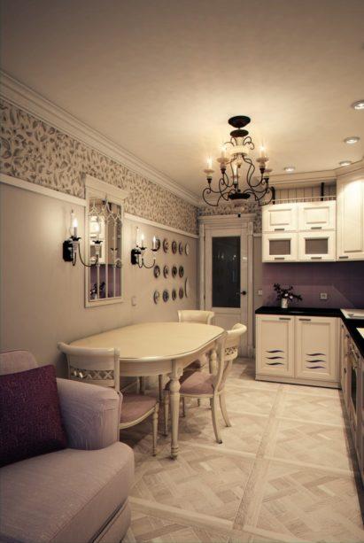 Как сделать узкую кухню функциональной 5