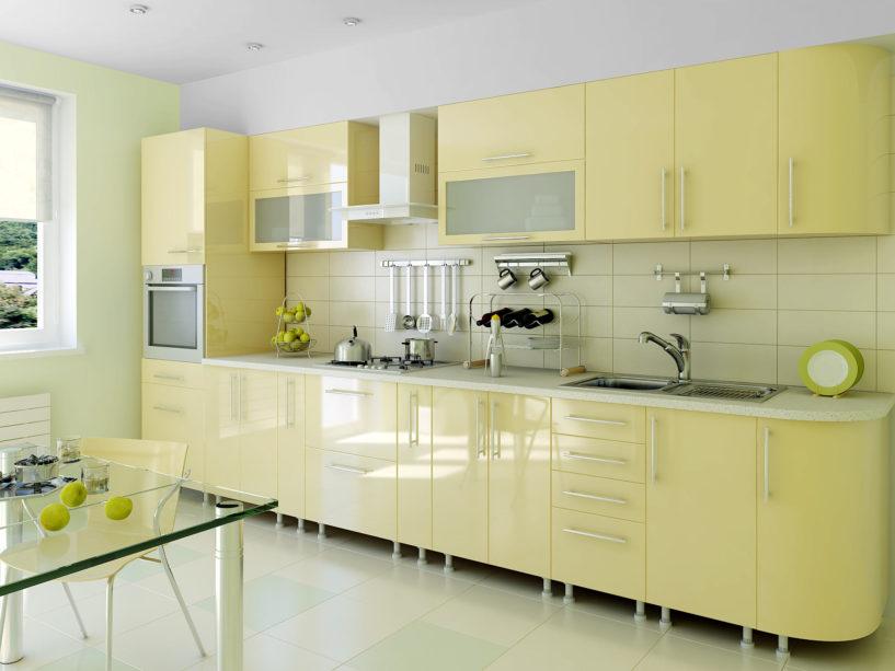 Выбираем цвет для кухни 2