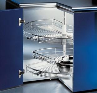 особенности планировки угловой кухни 5