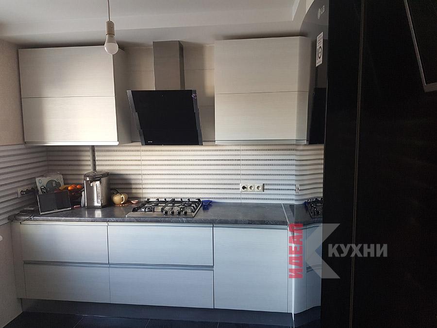 Современная угловая кухня (2)