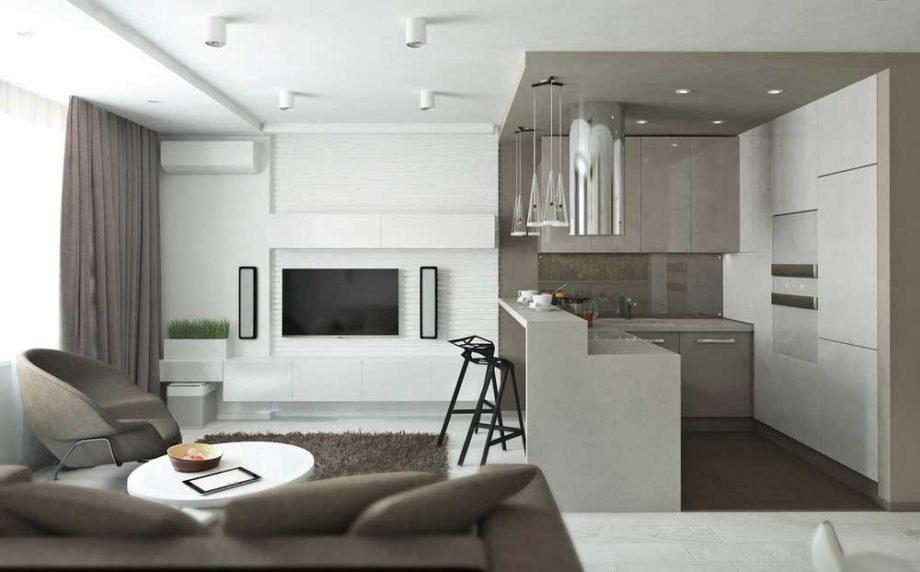 Кухня-студия 3