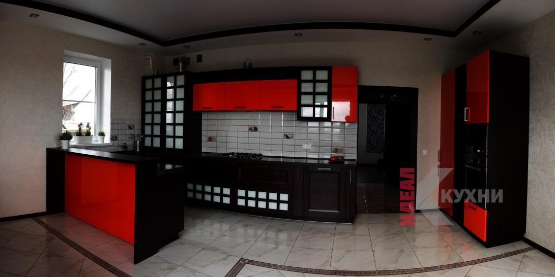 кухни в японском-китайском стиле