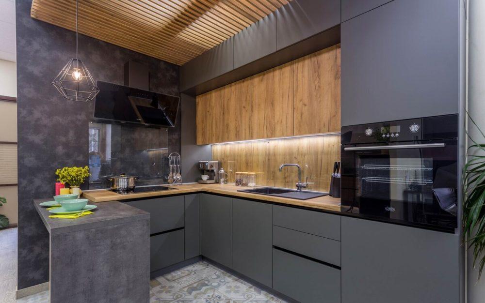 Серая кухня 2