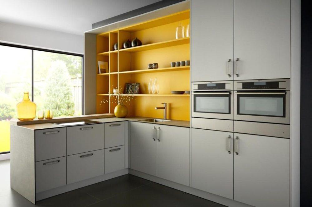 Серая кухня 3